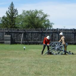 (Fort) Battleford, Saskatchewan