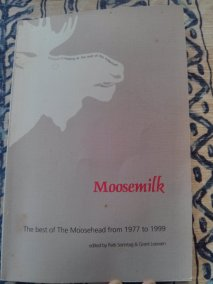 Moosemilk anthology